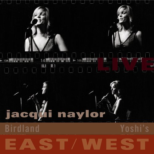 Jacqui Naylor Live East West Birdland Yuoshi 2 CD Set