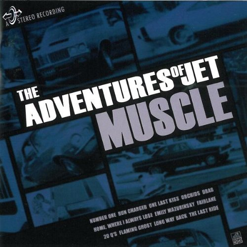Adventures Of Jet Muscle