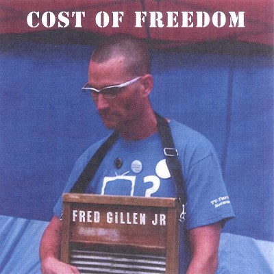 Fred Gillen Jr. Cost Of Freedom