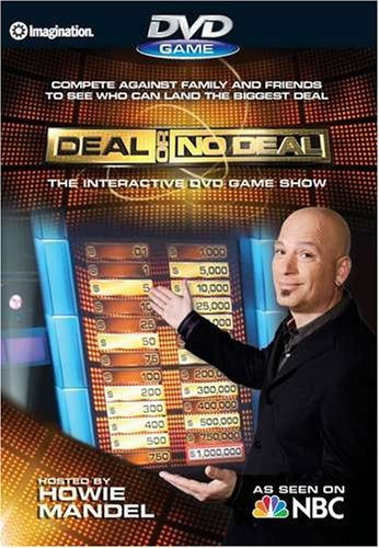DVD Game Deal Or No Deal Nr