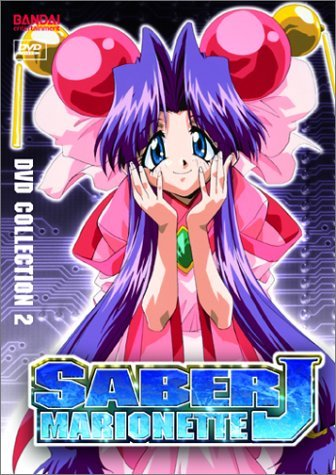 Saber Marionette J Collection 2 Clr 5.1 Jpn Lng Eng Dub Sub Nr
