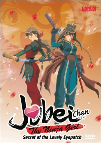 Jubei Chan The Ninja Girl Vol. 3 Heart Of Steel Clr St Jpn Lng Eng Dub Sub Nr
