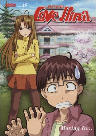 Love Hina Vol. 1 Moving In Clr St Jpn Lng Eng Dub Sub Nr