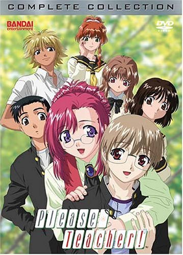 Please Teacher Complete Collection Clr Jpn Lng Eng Dub Sub Nr