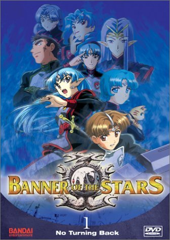 Banner Of The Stars Vol. 1 No Turning Back Clr Mult Dub Eng Sub Prbk 12 10 02 Nr