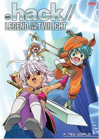 Hack Legend Of The Twilight Vol. 1 New World Clr Nr