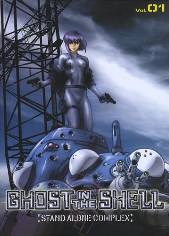 Ghost In The Shell Stand Alone Vol. 1 Clr Nr