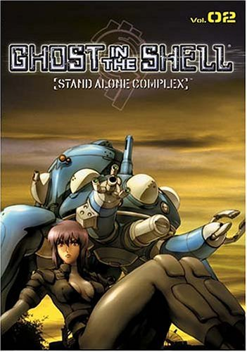 Ghost In The Shell Vol. 2 Nr