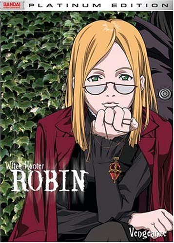 Witch Hunter Robin Vol. 6 Vengeance Clr Nr