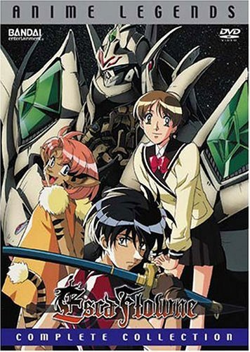 Escaflowne Anime Legends Complete Collect Clr Jpn Lng Eng Dub Sub Nr 8 DVD