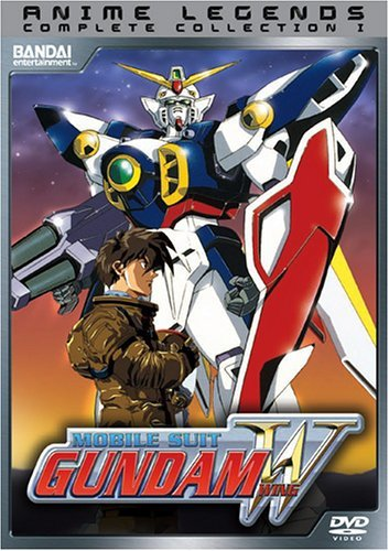 Gundam Wing Collection 1 Clr Nr 5 DVD