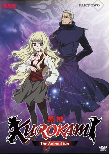 Kurokami The Animation Pt. 2 Clr Jpn Lng Eng Dub Sub Nr
