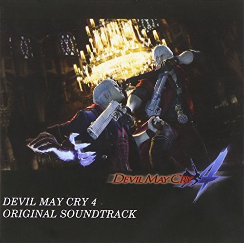 Various Artists Devil May Cry 4 3 CD