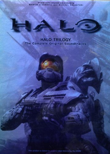 Halo Trilogy Video Game Soundtrack Lmtd Ed. Special Ed. 5 CD