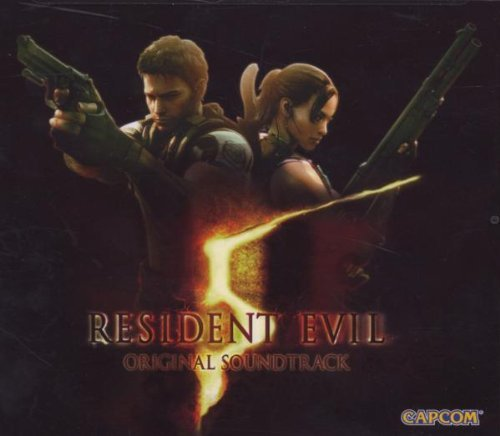 Resident Evil 5 Video Game Soundtrack 3 CD