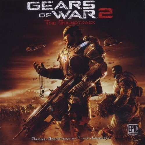 Gears Of War 2 Video Game Soundtrack