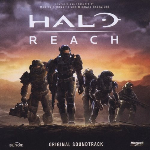 Halo Reach Video Game Soundtrack 2 CD