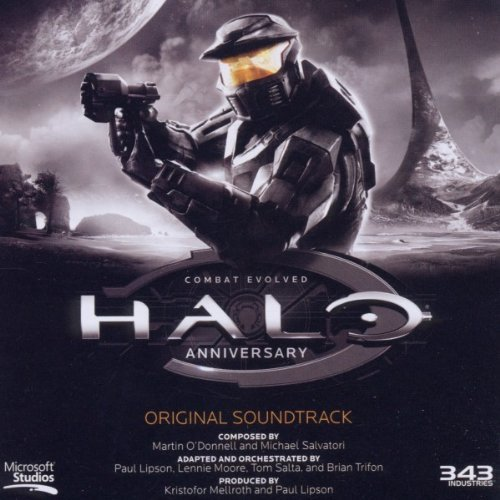 Halo Combat Evolved Anniversa Video Game Soundtrack 2 CD