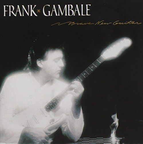 Frank Gambale Brave New Guitar