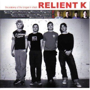 Relient K Anatomy Of The Tongue In Cheek Digipak
