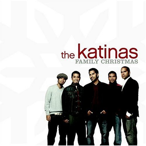 Katinas Family Christmas Enhanced CD