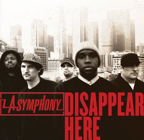 L.A. Symphony Disappear Here Enhanced CD