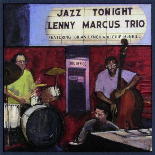Marcus Lenny Jazz Tonight