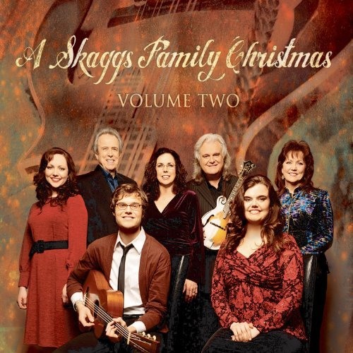 Ricky Skaggs Vol. 2 Skaggs Family Christmas Incl. DVD