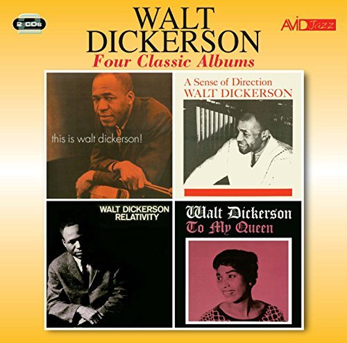 Walt Dickerson 4 Lps This Is Sense Of Direc
