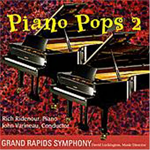 Ridenour Rich Piano Pops 2