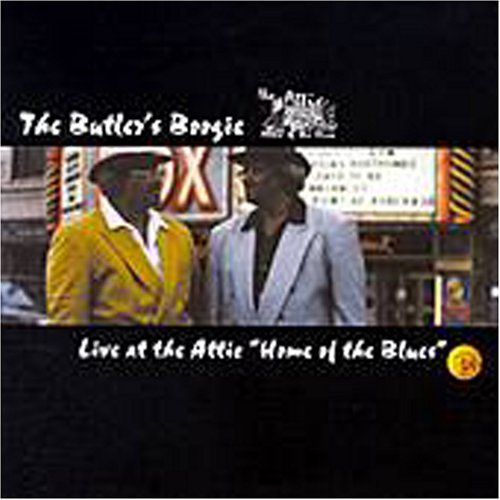Butler Twins Blues Band Butler's Boogie