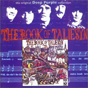 Deep Purple Book Of Taliesyn