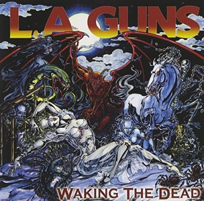 L.A. Guns Waking The Dead