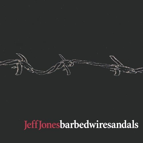 Jeff Jones Barbedwiresandals