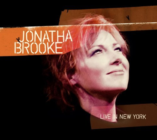 Jonatha Brooke Live In New York Incl. DVD
