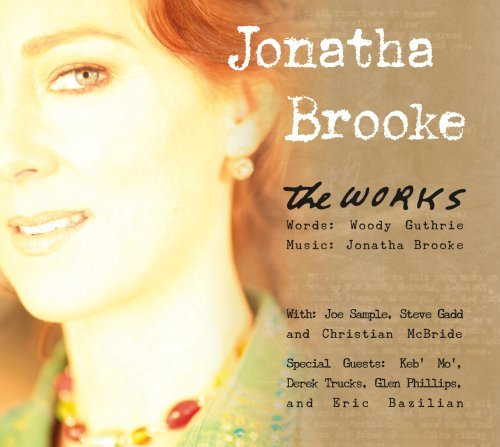 Jonatha Brooke Works