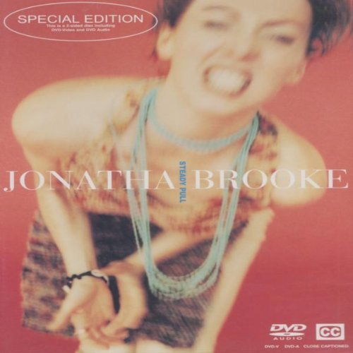 Jonatha Brooke Steady Pull DVD Audio Nr