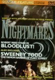 Nightmares Bloodlust! Sweeney Todd The Demon Barber