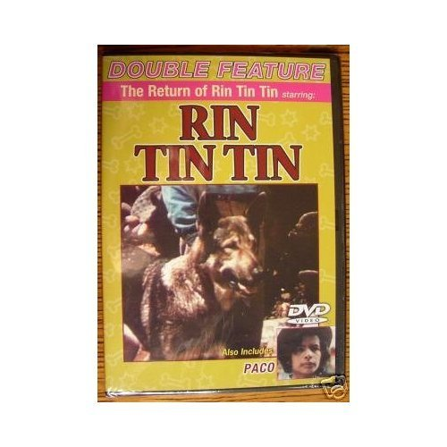Return Of Rin Tin Tin Paco Double Feature