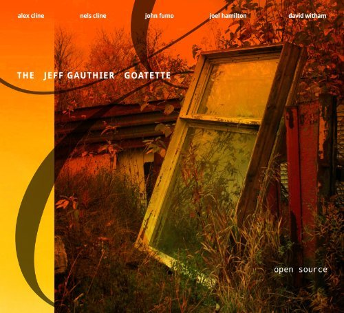 Jeff Gauthier Open Source Digipak