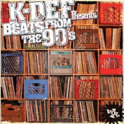K Def Beats From The 90's Vol.1