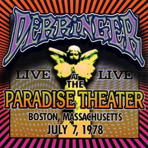 Derringer 1978 Live At The Paradise Thea