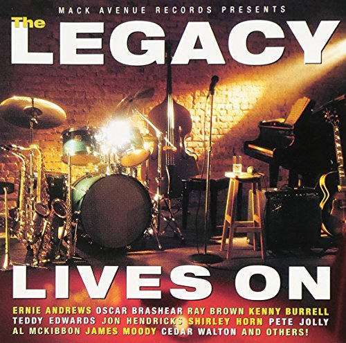Legacy Band Legacy Live On 2 CD Set