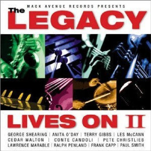 Legacy Lives On Ii 2 CD Set