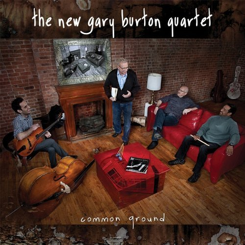 Gary New Quartet Burton Common Ground