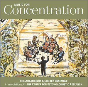 Sound Health Series Music For Concentration