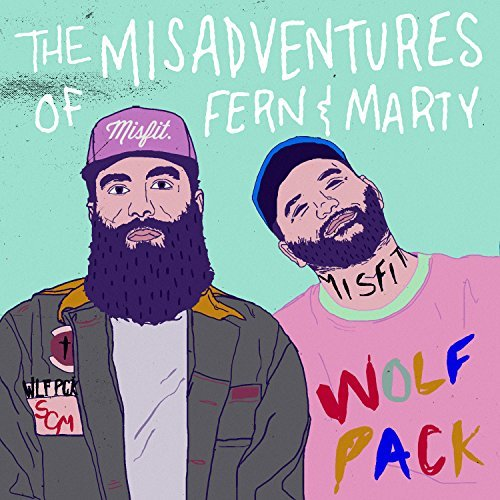 Social Club (misfits) The Misadventures Of Fern & Marty