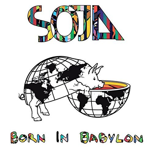 Soja Born In Babylon Import Eu