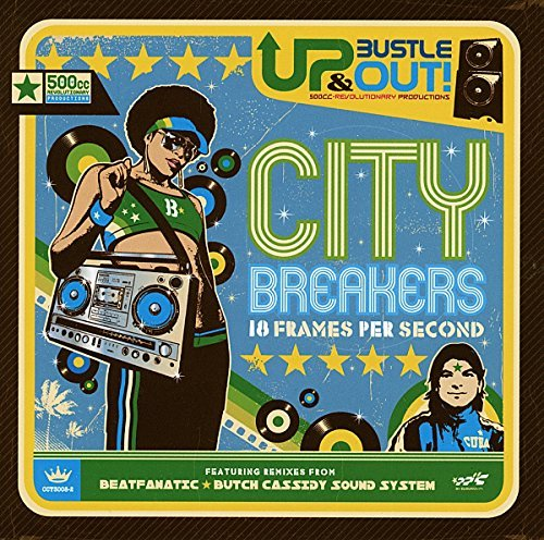 Up Bustle & Out City Breakers 18 Frames Per S