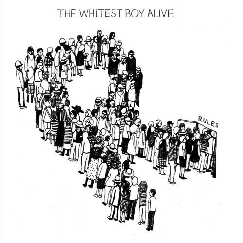Whitest Boy Alive Rules Import Aus
